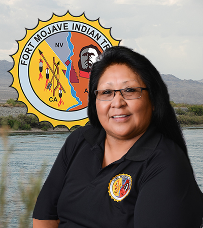 colleen garcia - council member - fort mojave indian tribe