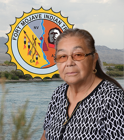 martha mccord - council member - fort mojave indian tribe