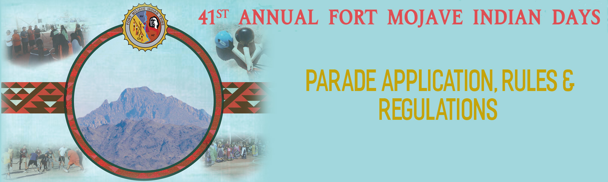 fort mojave indian tribe - FMID DAYS