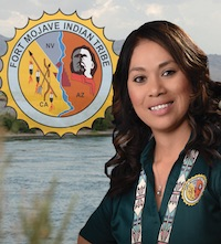 celina Reyes - council member - fort mojave indian tribe